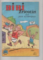 BIBI FRICOTIN AUX JEUX OLYMPIQUES N°68 1964 - Bibi Fricotin