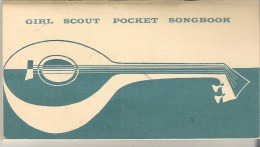Girl Scout Pocket Songbook - Children's