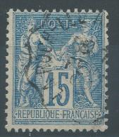 Lot N°26288    N°90, Oblit Cachet à Date Des Ambulants - 1876-1898 Sage (Type II)
