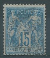 Lot N°26292    N°90, Oblit Cachet à Date A Déchiffrer - 1876-1898 Sage (Type II)