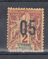 ST PIERRE ET MIQUELON YT 94 Neuf - Unused Stamps