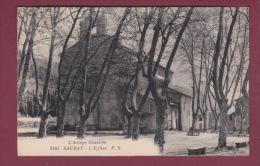 09 - 030914 - SAURAT - L'église - - France