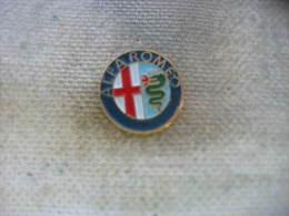 Pin´s Embleme ALFA ROMEO - Alfa Romeo