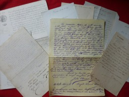 ARCHIVE JULES CLOUARD - Historical Documents