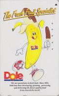 Télécarte Japon - DOLE - FRUITS - Sucette à La BANANE - BANANA FRUIT Japan Phonecard - OBST Telefonkarte - 65 - Food