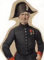 GRAVURE EMPIRE Personnage Non Identifié - Uniforms