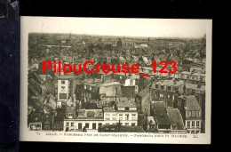 "59 Nord -  LILLE - "" Panorama Pris De Saint Maurice "" - Lille"