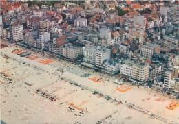 CPM - DE PANNE - Luchtopname - Strand En Zeedijk - De Panne