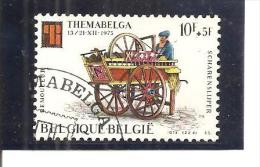 Bélgica - Belgium - Yvert  1788 (usado) (o) - Bélgica