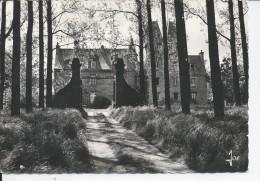 PLOUDANIEL    Entree Du Chateau De Trebodennic - France