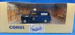 Corgi Classic 1:43 POLICE - MORRIS MINI VAN LEICESTERSCIRE - 96956 - Altre Collezioni