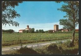 SAN DAMIANO DI S. GIORGIO Chiesa Castello Piacenza 1977