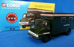 Corgi Classic 1:50 - POLICE MOBILE COLUMN - 30307 - Altre Collezioni