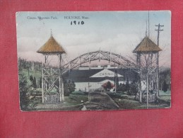- Massachusetts> Holyoke  Casino Mountain  Park    Ref 1478 - Non Classificati