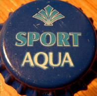 Aqua Sport Wittinger Brauerei Kronkorken 2013 german soda beverage bottle crown cap, chapa capsule