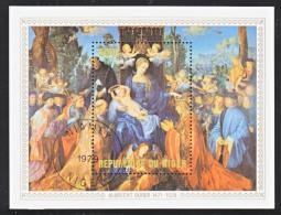 NIGER  466   (o)   ALBRECHT  DURER   CHRISTMAS - Religieux