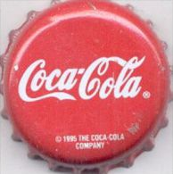 Coca-Cola Kronkorken GAMBIA soda beverage bottle crown cap, chapa gaseosa capsule
