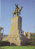 Ethiopia - Massawa - Statue Of His Majesty Haile Selassie I - Etiopía