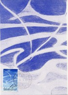 Maximumkaart Luchtpostzegel LP16 (1980) - Maximumkaarten