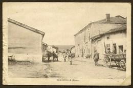 TRICONVILLE  Meuse (55) - France