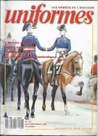 """Revue : """"Uniformes, Les Armées De L'histoire"""" N° 129 AOUT/SEPTEMBRE 1989 * - Storia"""