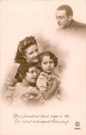 2 CPA       Pere Enfant 5337 ,  Mere Enfant 5340       323 - Groupes D'enfants & Familles