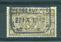 "BELGIE - OBP Nr TR 248 - Cachet  ""HERSEAUX""  - (ref. 3658) - Spoorwegen"