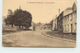 MAROILLES  - La Grande Rue. - France