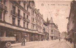51 REIMS RUE DE TALLEYRAND PALAIS DU VETEMENT CHEZ GILLET LAFOND PAS CIRCULEE - Reims