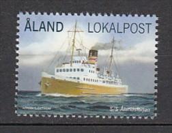 2013 aland neuf ** n� 370 transport : bateau : ferry