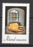 2013 aland neuf ** n� 375 gastronomie : fromage