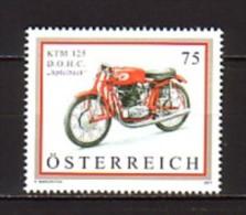 2011 autriche neuf ** n� 2742 transport : moto KTM