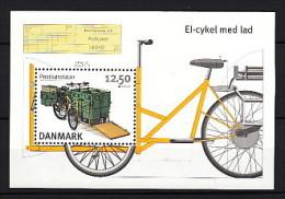 2013 danemark neuf **  n� F 1711 europa : transport : v�lo
