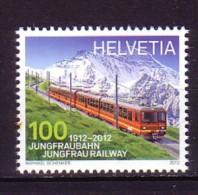 2012 suisse neuf ** n� 2159 transport : train