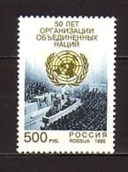 1995 russie neuf ** n� 6150 nations unies