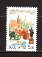 2005 russie neuf ** n� 6888 ville de kalinigrad