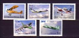 2006 russie neuf ** n� 6935/39 transport : avion yakovlev
