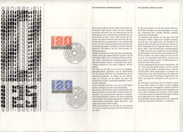 IAO 1969 Op Speciale Folder Beperkte Oplage!! (La71) - Period 1949-1980 (Juliana)