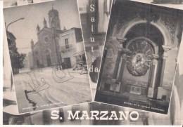 Taranto - Saluti Da S. Marzano       +      Neve - Taranto