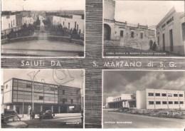 Taranto - Saluti Da S. Marzano  Di S.  G. - Taranto