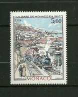 MONACO. 1984   Monte Carlo Et Monaco à La Belle Epoque N°1434   NEUF - Unused Stamps