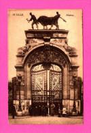 19. Lille - Abattoir - Animée - 1943 - E.D. - Lille