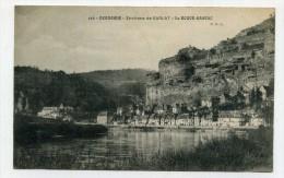 CP , 24 , SARLAT , La Roque-Gageac - Sarlat La Caneda