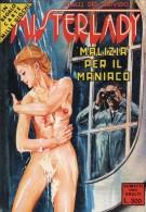 MISTERLADY  N°17  MALIZIA PER IL MANIACO - Libri, Riviste, Fumetti