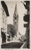 04 BARCELONNETTE  La Tour Et Rue - Barcelonnette