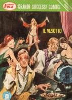 FUMETTI FOLK  N°3  IL VIZIOTTO - Libri, Riviste, Fumetti