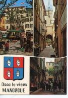 Dans Le Vieux Manosque Multivues N°69677 Cellard - Blason - Manosque
