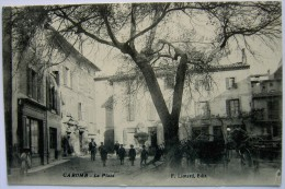 84 VAUCLUSE  CAROMB  LA PLACE - Frankreich