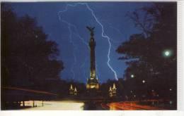 MEXICO - MONUMENTO DE LA INDEPENDENCIA - México