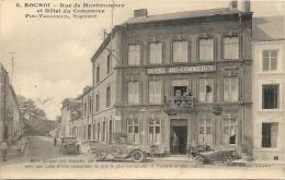 ROCROI . HOTEL DU COMMERCE - France